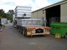 Kalgoorlie Consolidated Gold Mines Sulphur Impregnated Carbon Filter